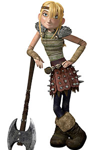 Astrid is a determined, hard-working and dedicated Viking of the Hairy Hooligans tribe who is extremely dedicated to becoming a warrior. Although she is thinner and smaller than most Vikings, she is one of the greatest young fighters with a short temper not to be tampered with. She is Hiccup's main love interest and later […]