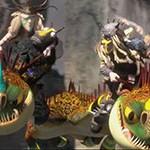 Featurette – Dragon Races